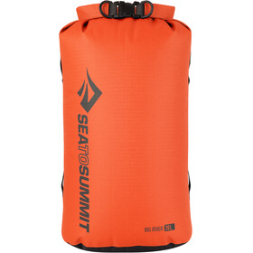 Sea to Summit Big River Luggage organiser 20l orange
